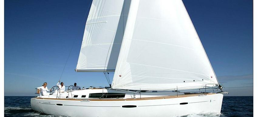 Segelyacht Oceanis 46