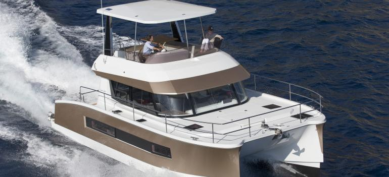2020. Fountaine Pajot MY 37