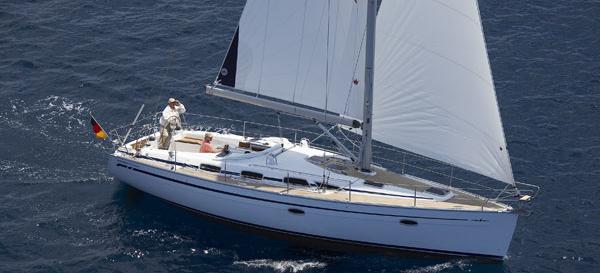 Segelyacht Bavaria 40 Cruiser
