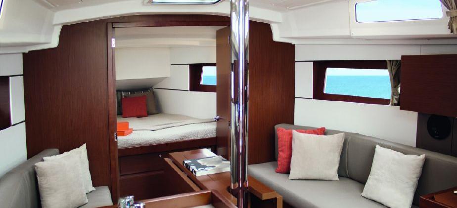 Segelyacht Oceanis 35.1