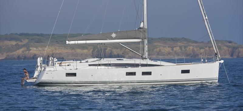 Segelyacht Jeanneau 51