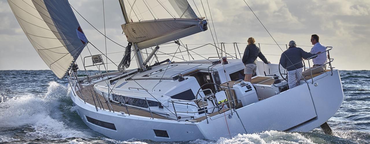 Segelyacht Sun Odyssey 490