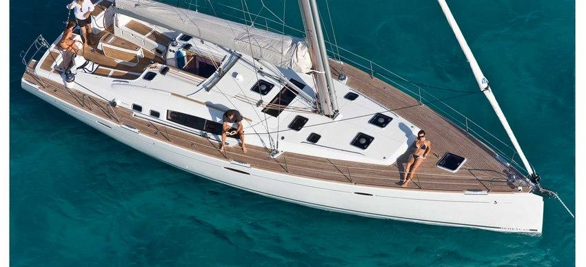 Segelyacht Oceanis 54