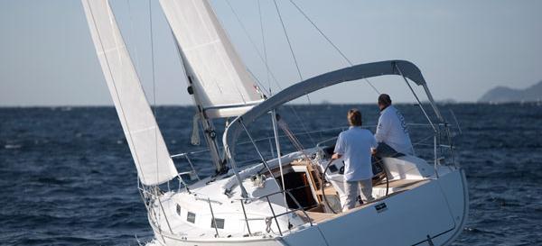 Segelyacht Bavaria Cruiser 32