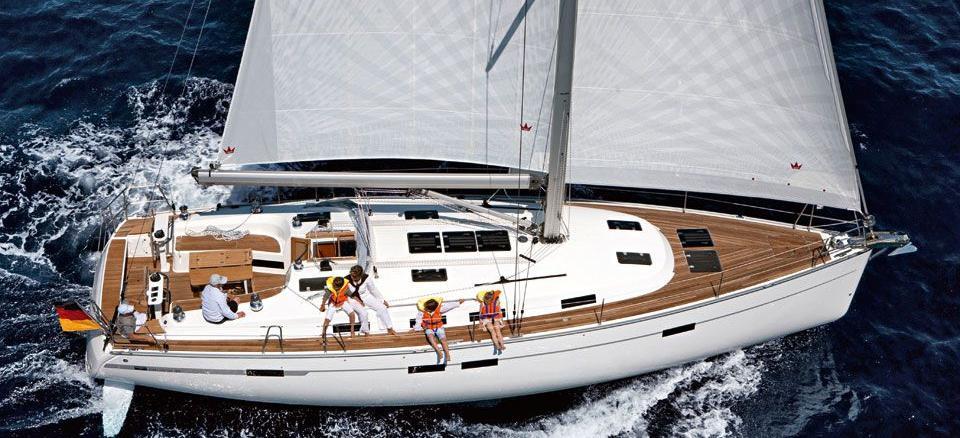 Segelyacht Bavaria Cruiser 45