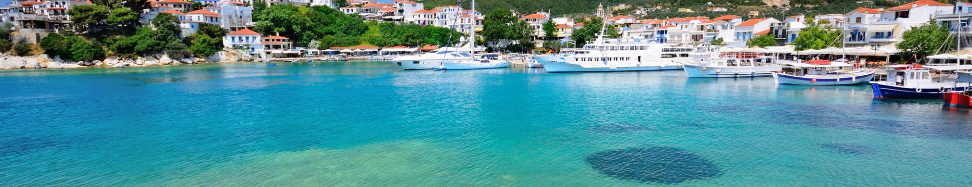 Evia und Sporaden