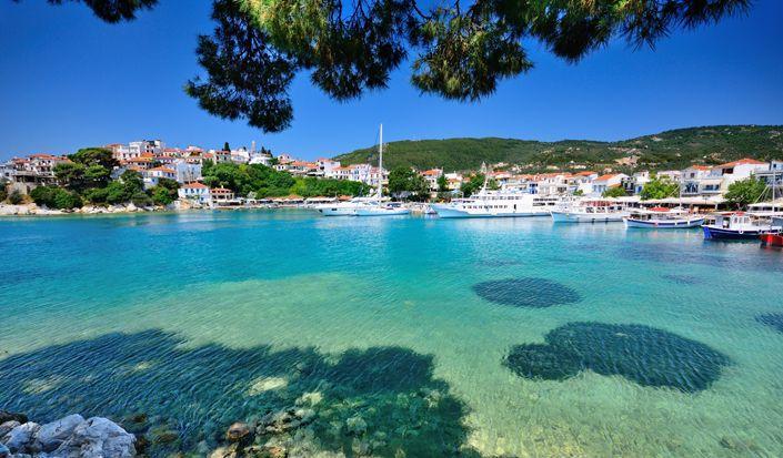 Ein Segelratgeber für die Sporaden, Griechenland