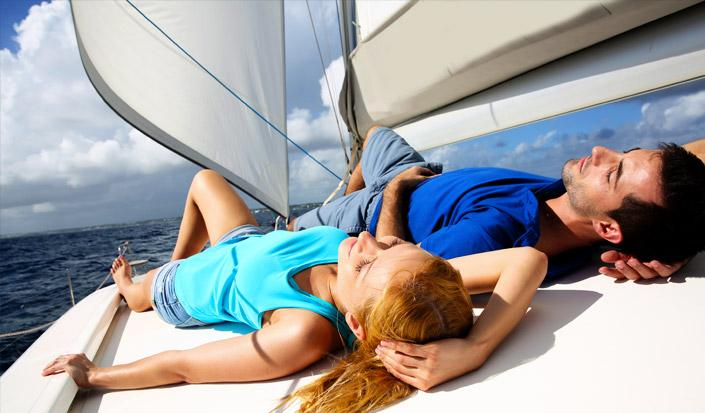 Privater Honeymoon Cruise entlang der kroatischen Küste
