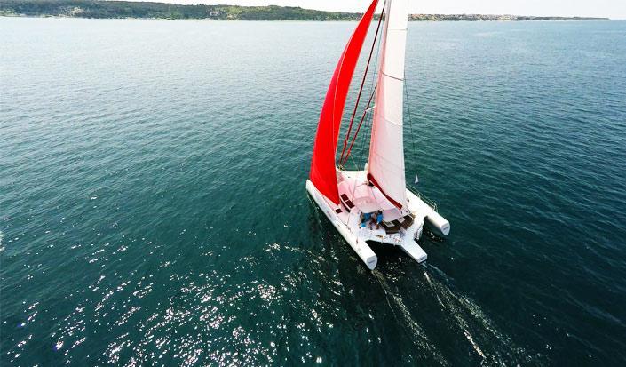 Boot Bericht: NEEL 45 Trimaran