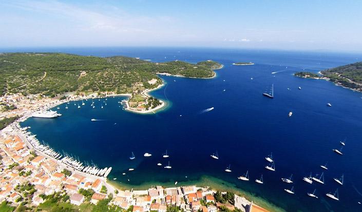 Segeln nach Vis - das Mittelmeer, so wie es einst war… versprochen!
