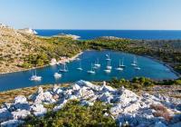 Regionales Ungleichgewicht des Yachtcharter Angebots in Kroatien