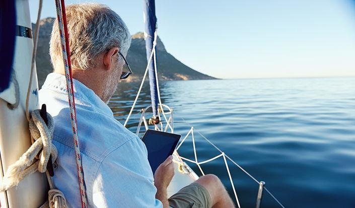 Silver Sailing – Sind Sie zu alt zum Segeln?