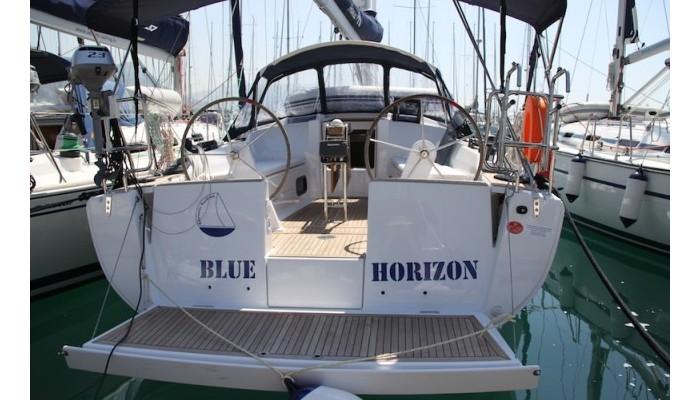 Hanse 345 2013