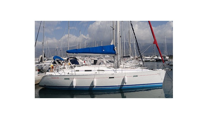 Oceanis 393 2006