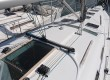 BOW BREAKER Oceanis 393 yachtcharter Split