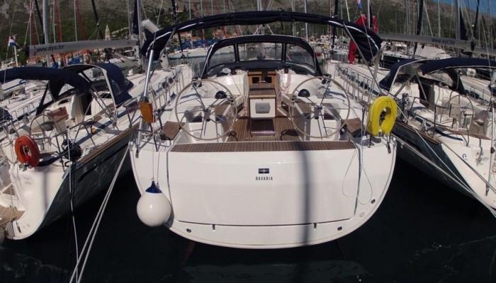 Bavaria 45 Cruiser 2012