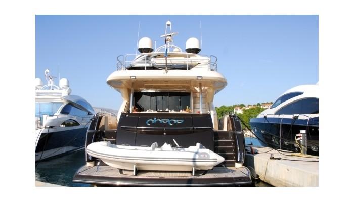Sunseeker Yacht 86 2009