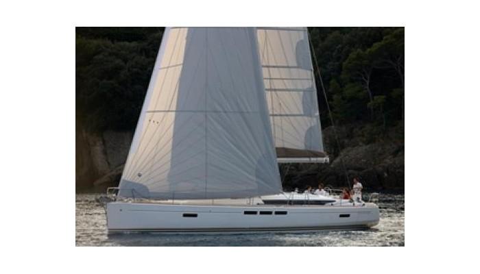 Sun Odyssey 509 2013