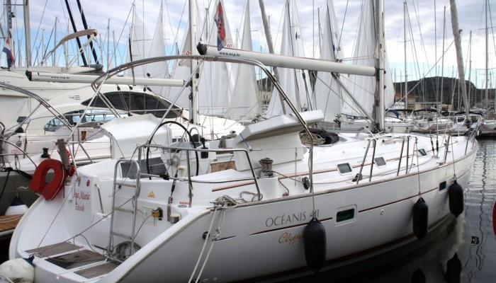 Oceanis 411 2003