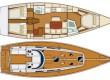 SKALICE Grand Soleil 43 yachtcharter Šibenik