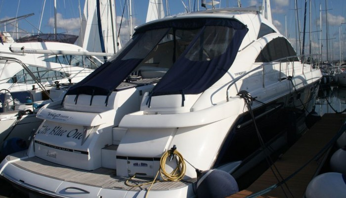 Fairline Targa 52 2008