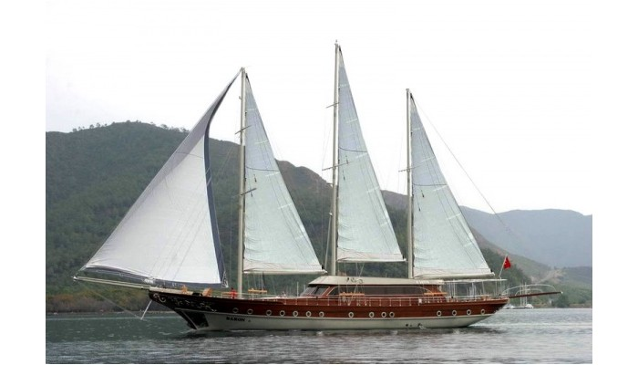 BELLA MARE - gulet 2008