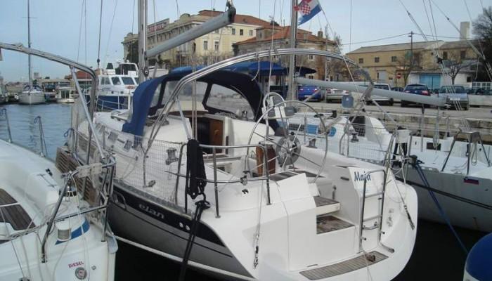 Elan 36 2002