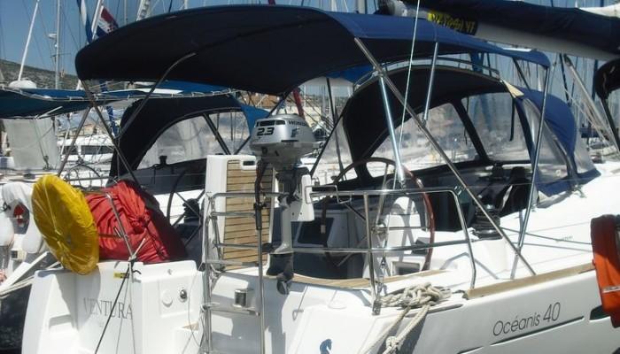 Oceanis 40 2008