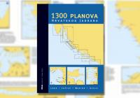 """1300 plans of Croatian Adriatic"" publication"
