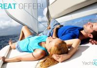 SUPER Urlaubsangebot - 7 Tage Charter frei!
