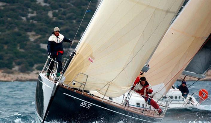 Salona Yachts bei der WM