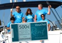 Winner of the 2014 contest won a 500 € voucher!