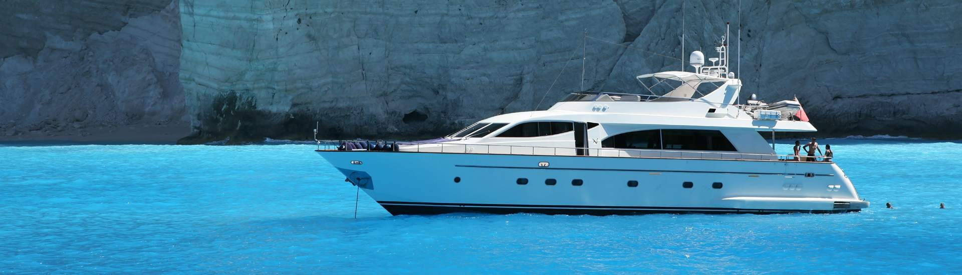 Greece Motor Yacht charter