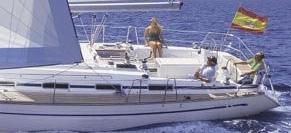 Segelyacht Bavaria 47