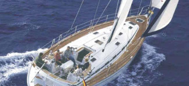 Segelyacht Bavaria 49