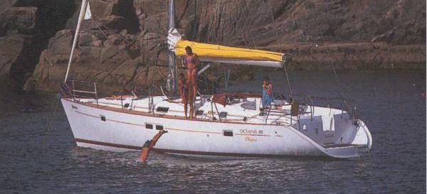 2003. Oceanis 411