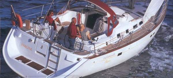 2003. Oceanis 473
