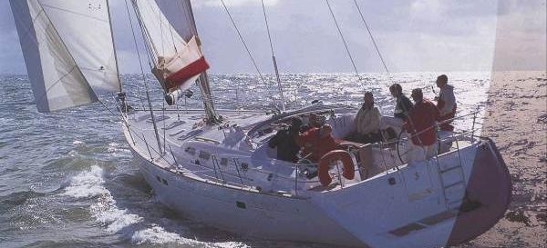 Segelyacht Oceanis 473