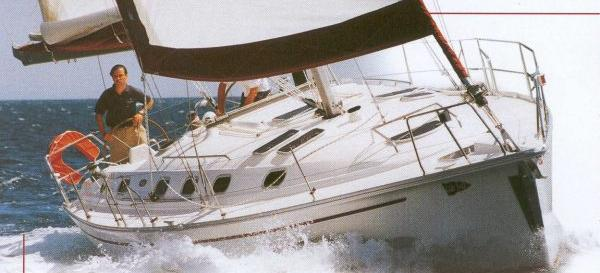 Segelyacht Gib`sea 43