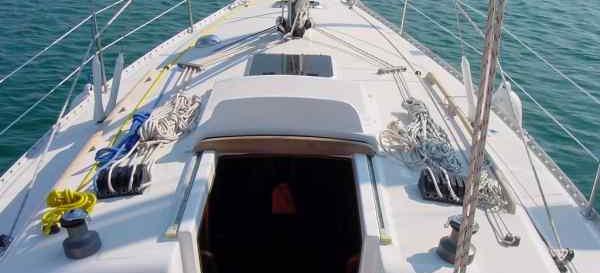 Segelyacht Elan 36