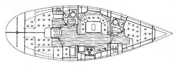 Segelyacht Elan 38