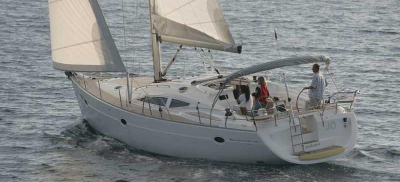 Segelyacht Elan 434 Impression