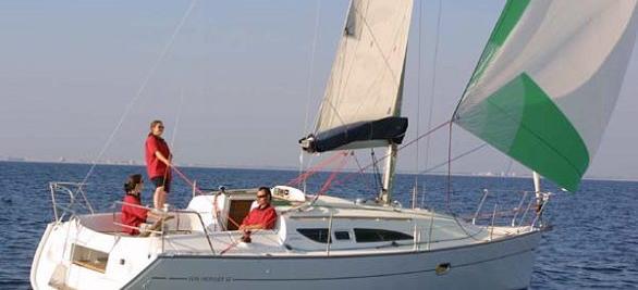 Segelyacht Sun Odyssey 32