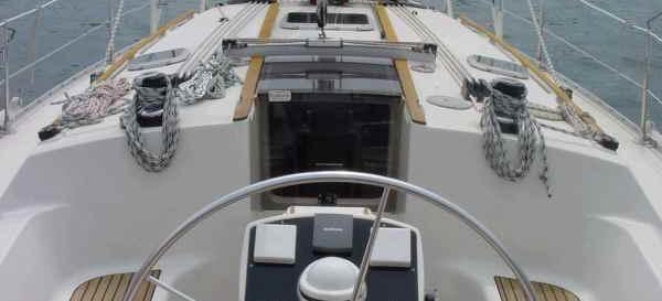 Segelyacht Sun Odyssey 37.1