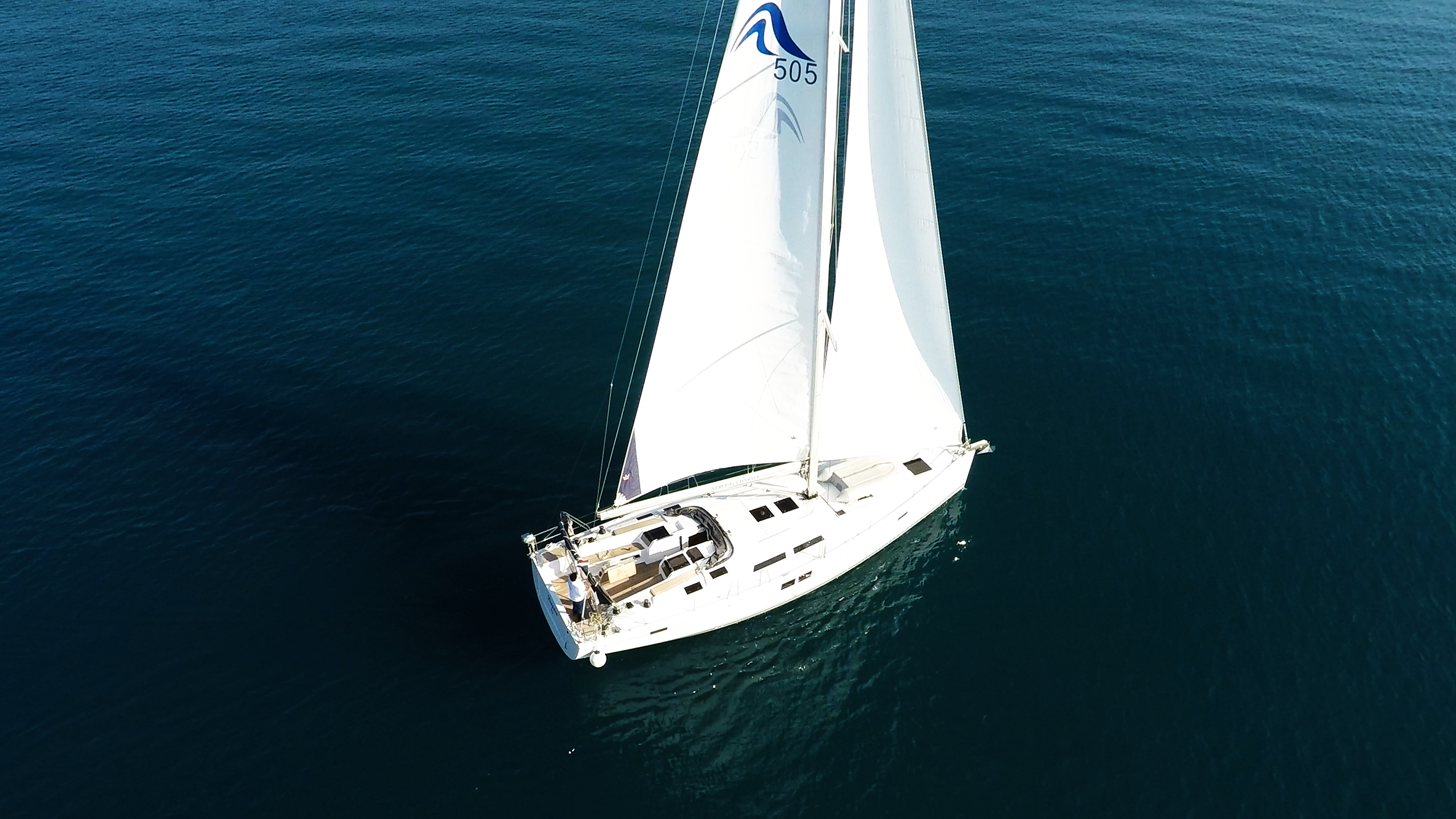 Segelyacht Hanse 505 Segelboot 1